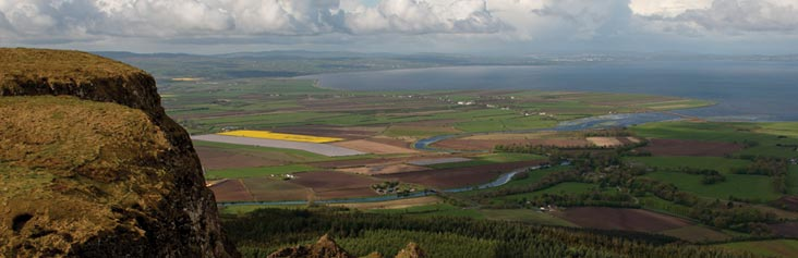 About Binevenagh AONB