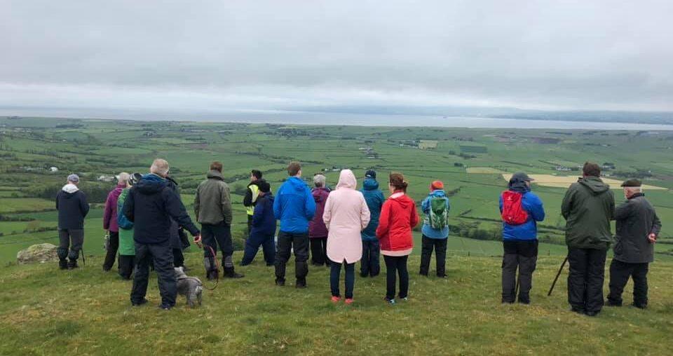 Altikeeragh Guided Walk September 2019
