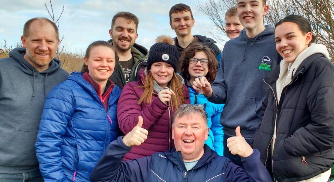 Grassroots Challenge Youth Forum - Bird Ringing