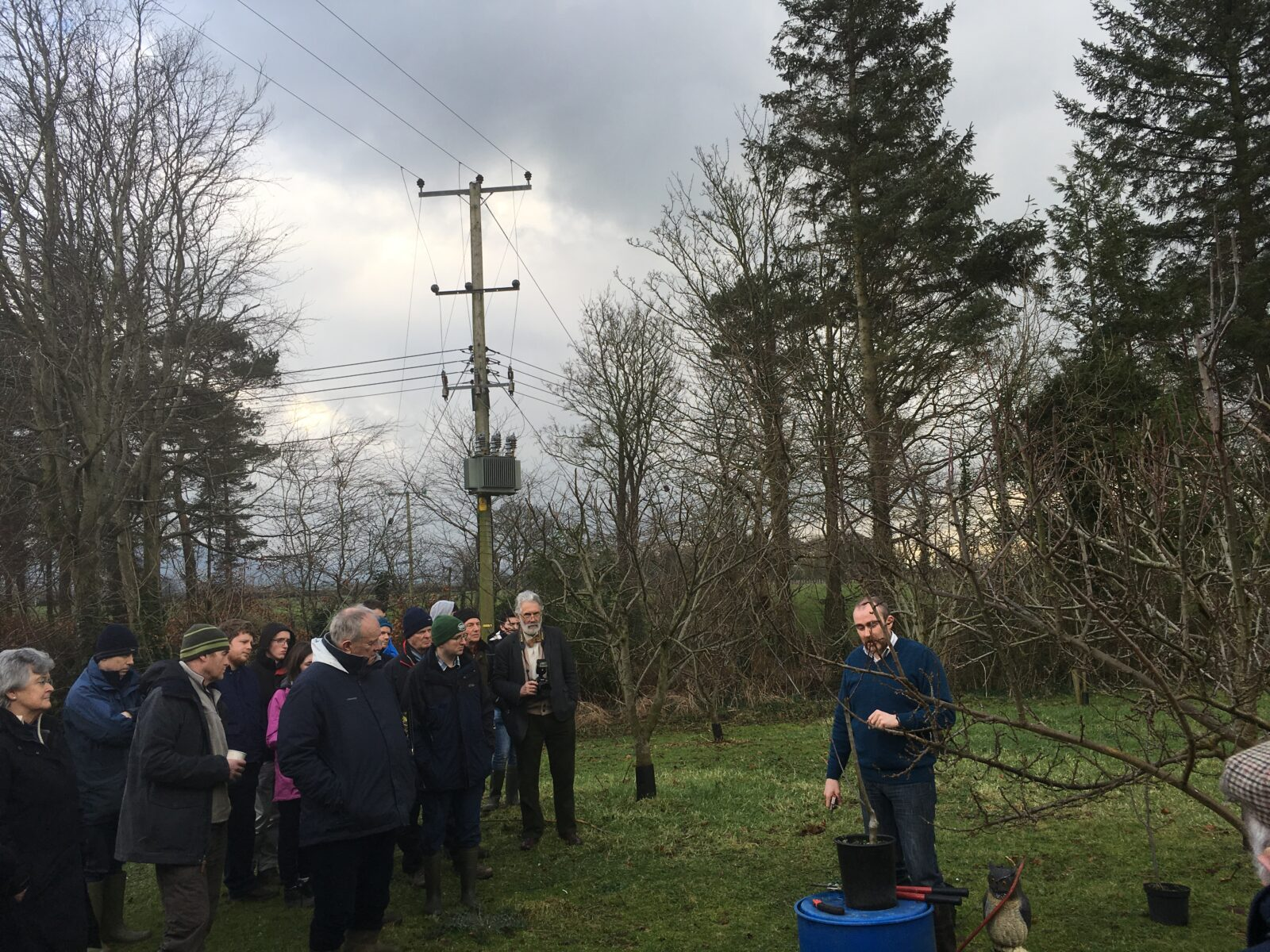 group-in-orchard-management-training